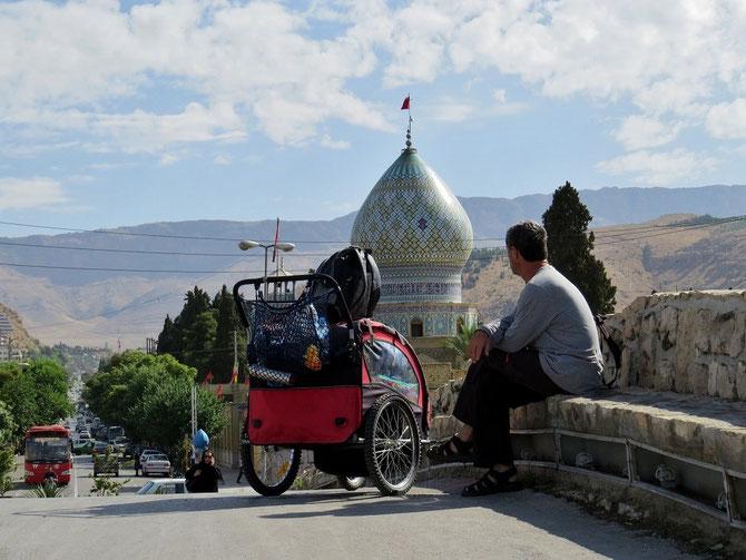 Abschied von Shiraz