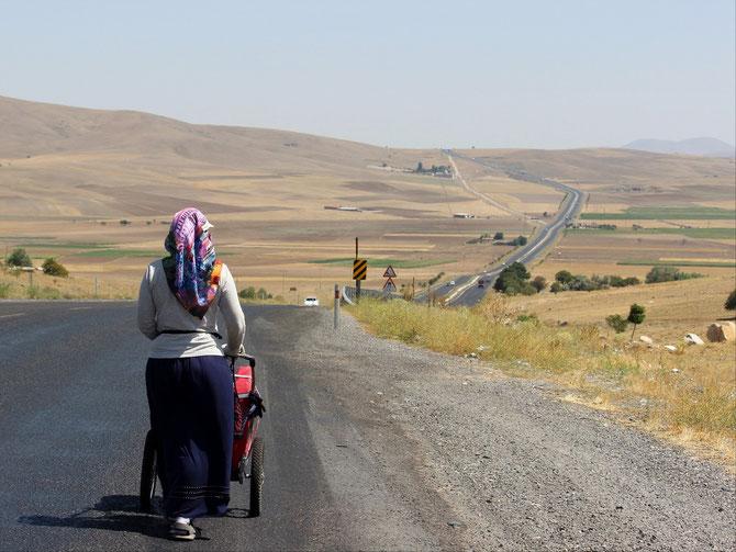 Wir verlassen Konya