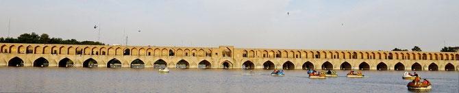 33 Bogenbrücke in Esfahan
