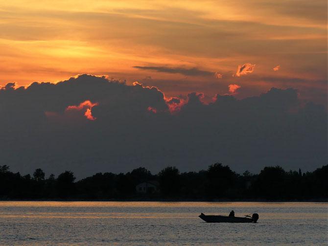 Da wo die Sonne untergeht liegt Venedig