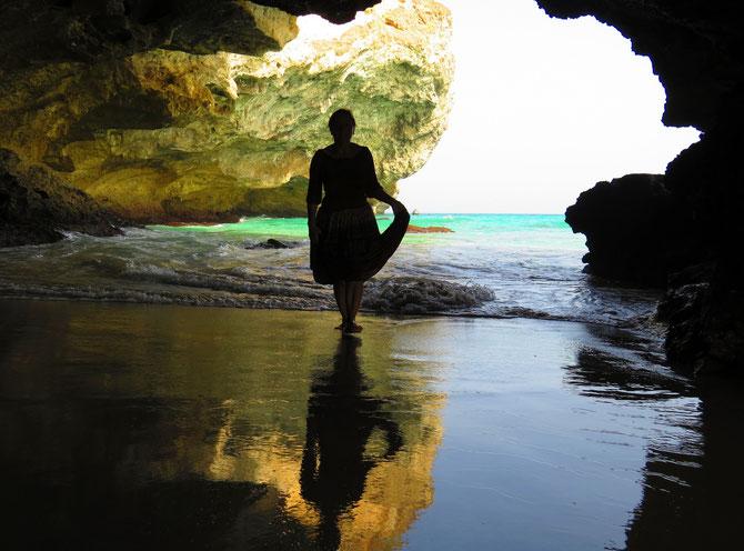 Strandhöhle