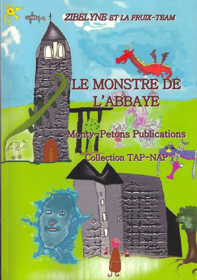 A5 illustré et pages à colorier. 10/12 ans. 10 €.  Disponible sur les librairies internet et chez MPP. Un succès pour ce livre qui allie histoire et aventure. Périscolaire.