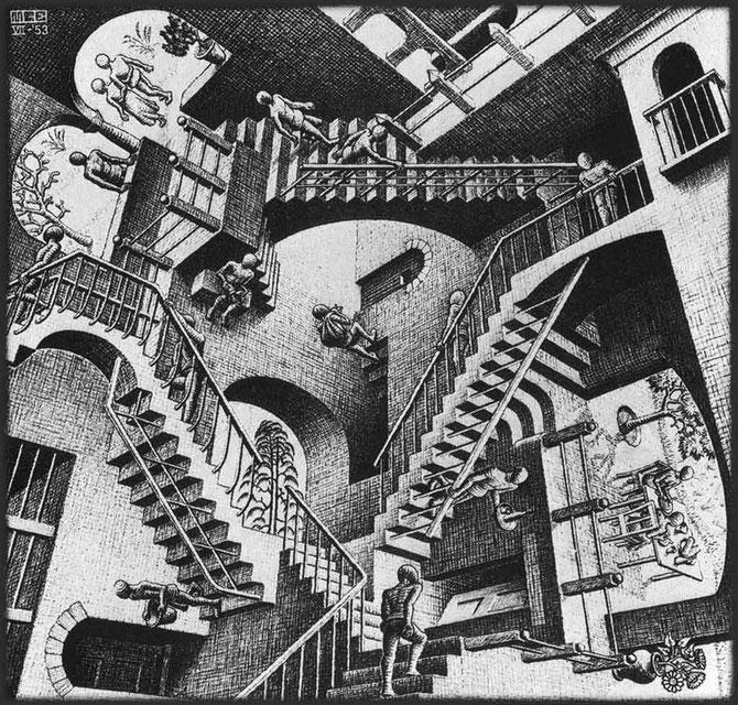 《相対性》1953年