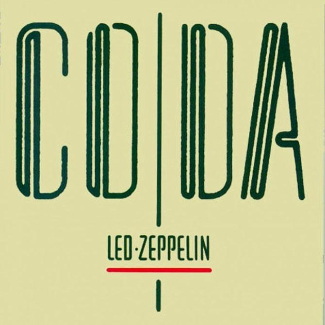 レッド・ツェッペリン『最終楽章 (コーダ) Coda』(1982年)