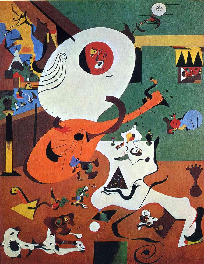 『オランダの室内』(1929年)