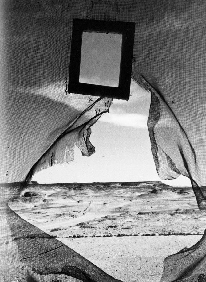 《空間の肖像》1937年