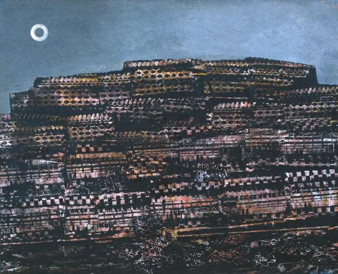 「都市の全景」(1934年)