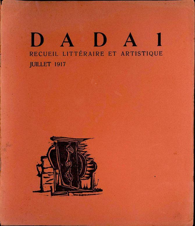 トリスタン・ツァラ『ダダ宣言』(1917年)