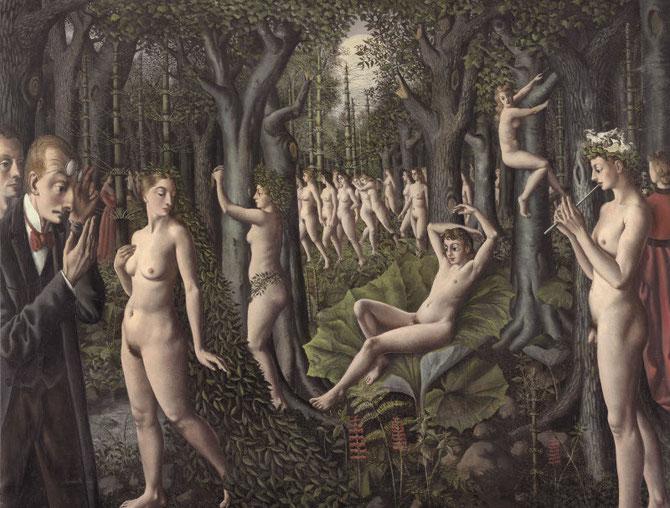 「森の目覚め」(1939年)