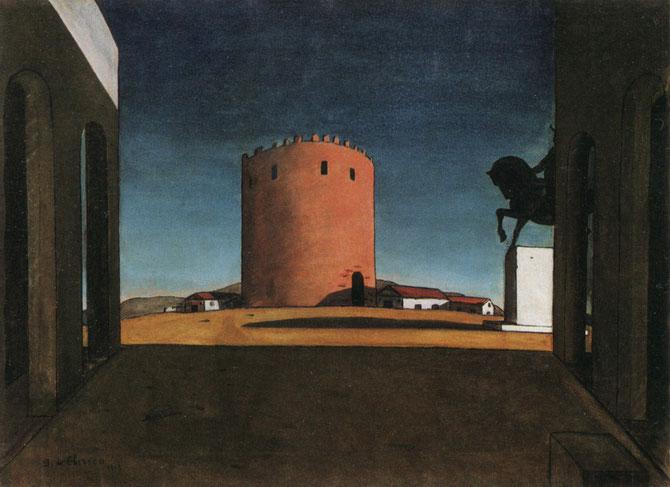 「赤い塔」(1913年)