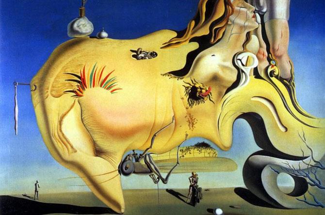 「大自慰者」(1929年)