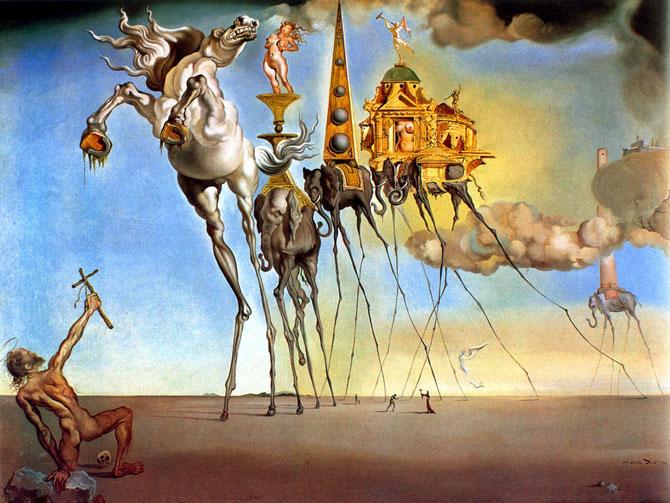 《聖アントワーヌの誘惑》(1946年)
