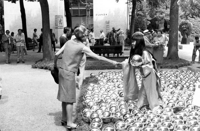 「ナルシスの庭」1966年