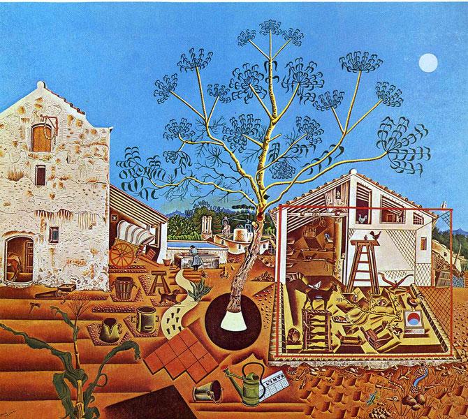 「農園」(1921-1922年)