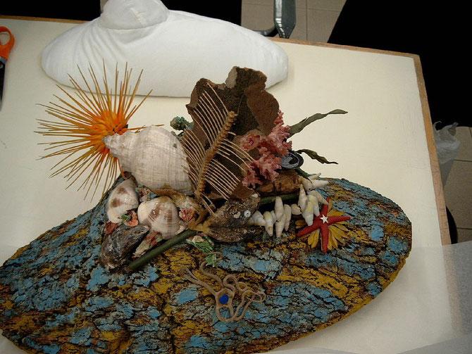 アイリーン・エイガー「ブイヤベースを食べるための儀式用帽子」 (1937年)