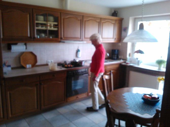 Umbau Küche, So sah es mal aus