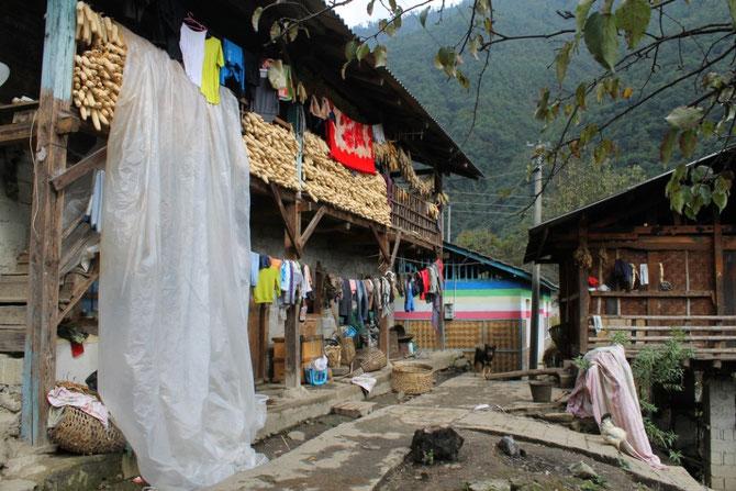 Häuser in Heiwadi