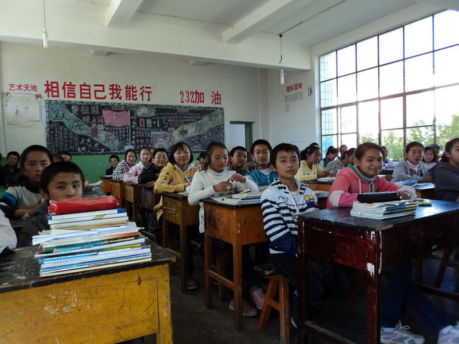 Demnächst ein Bild meiner eigenen Klasse!!!
