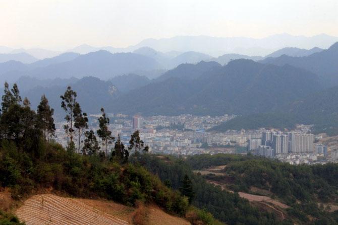 Lanping von der Baijiu-Firma aus
