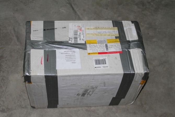 Paket aus Deutschland