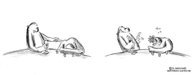 """Comic Tagträumer Nr. 31 """"Schlaf"""""""