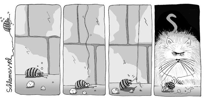 "Comic ""Schlamassel Nr. 11"""