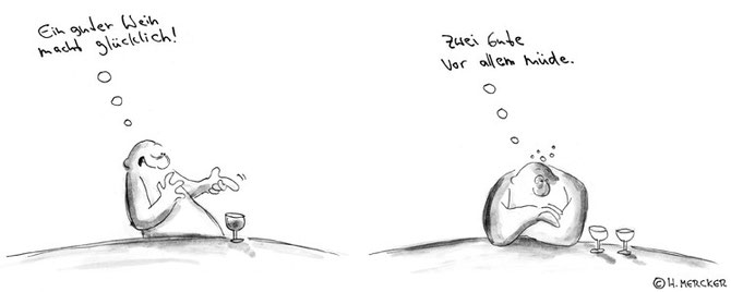 "Comic Tagträumer Nr. 21 ""Kurze Weisheit"""