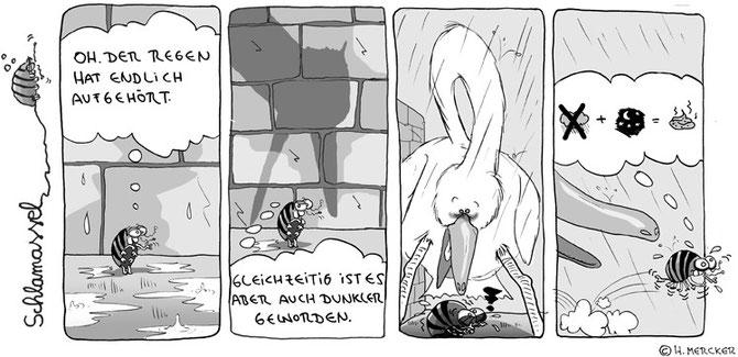 "Comic ""Schlamassel Nr. 30"""