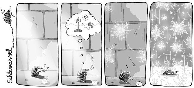 "Comic ""Schlamassel Nr. 14"""
