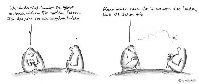 """Comic Tagträumer Nr. 24 """"Rache"""""""