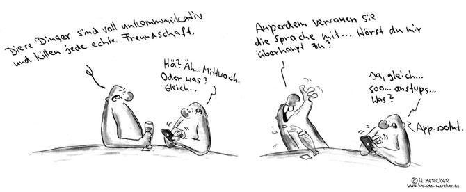 "Comic Tagträumer Nr. 33 ""Gespräche"""