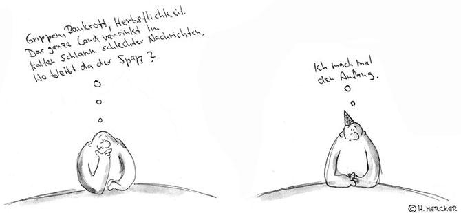 "Comic Tagträumer Nr. 12 ""Spaß"""