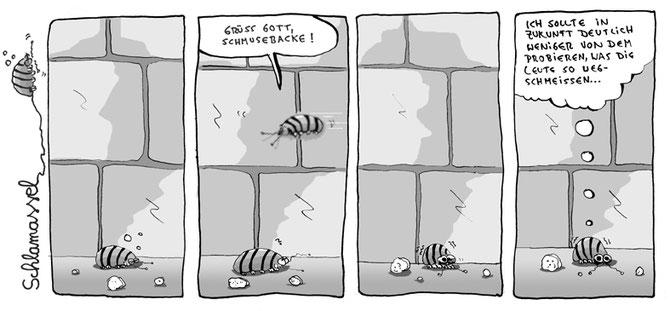 "Comic ""Schlamassel Nr. 10"""