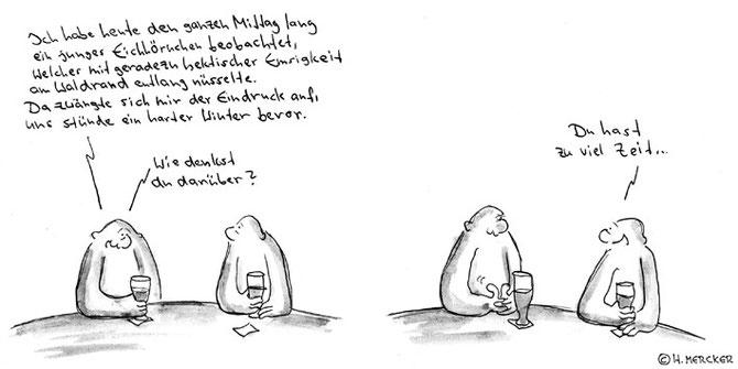 "Comic Tagträumer Nr. 13 ""Walderlebnis"""