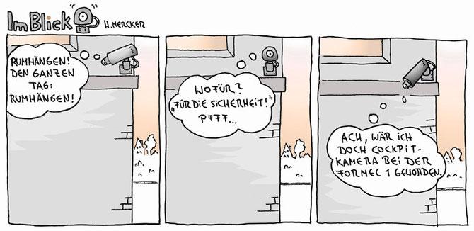 "Comic ""Im Blick 01"""