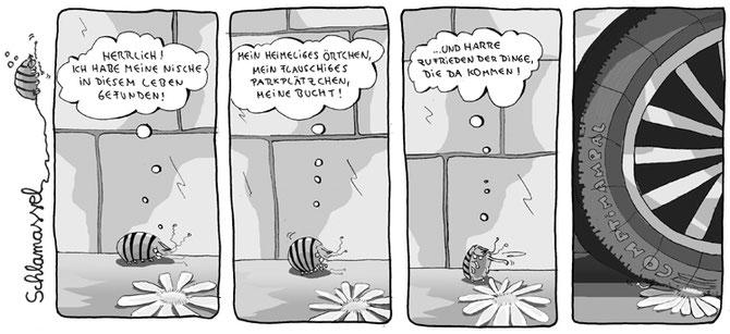"Comic ""Schlamassel Nr. 12"""