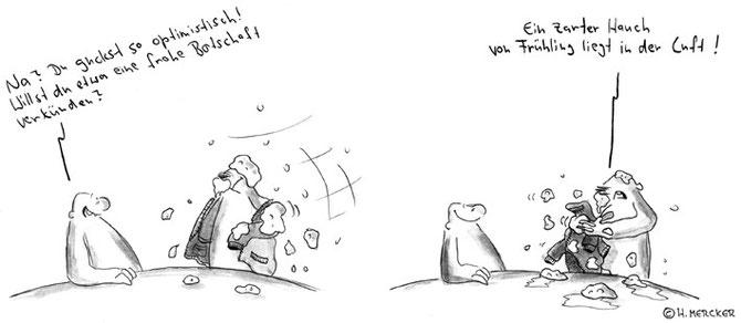 "Comic Tagträumer Nr. 15 ""Zarter Hauch"""