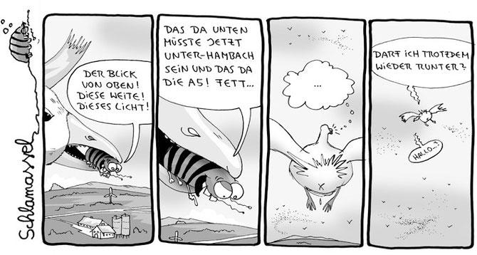 "Comic ""Schlamassel Nr.31"""
