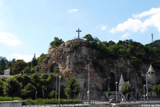 Kloster am Gellértberg