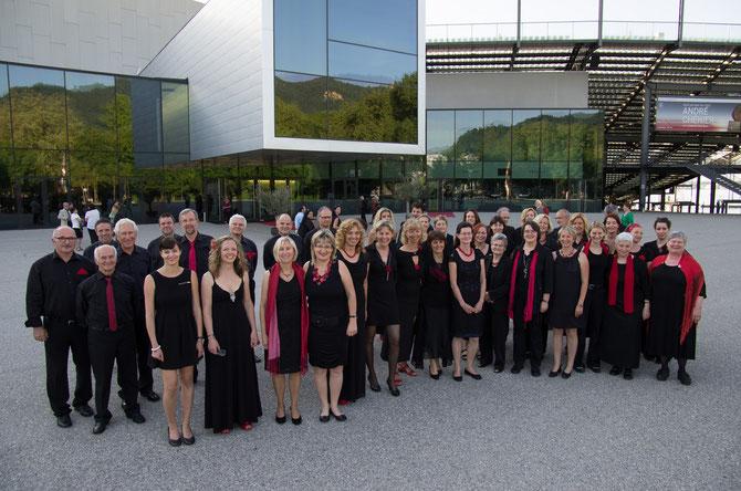 Jubiläumskonzert 25 Jahre Bregenzer Kammerchor