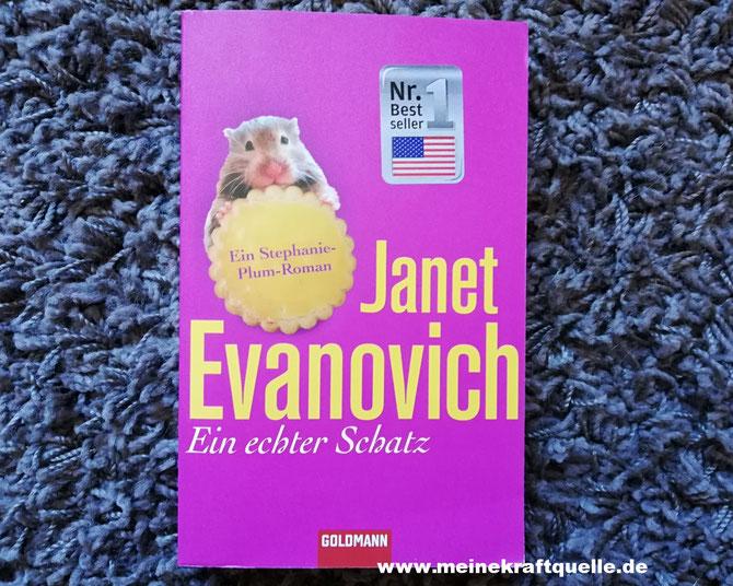 Mut zur Selbstfindung, Kraftquelle, Auszeit im Paradies, Janet Evanovich, ein echter Schatz, Freitagslieblinge