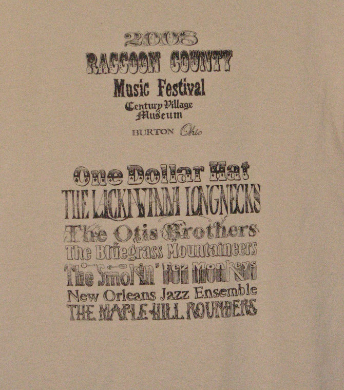 BACK OF 2008 T-SHIRT