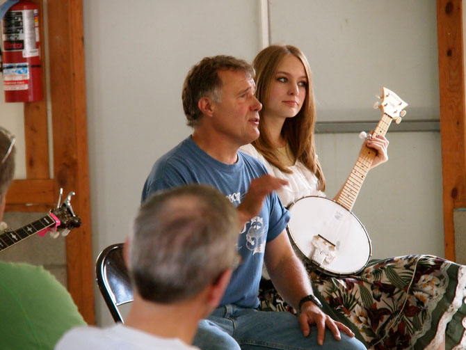 Rick Campbell -- Bluegrass Banjo Workshop