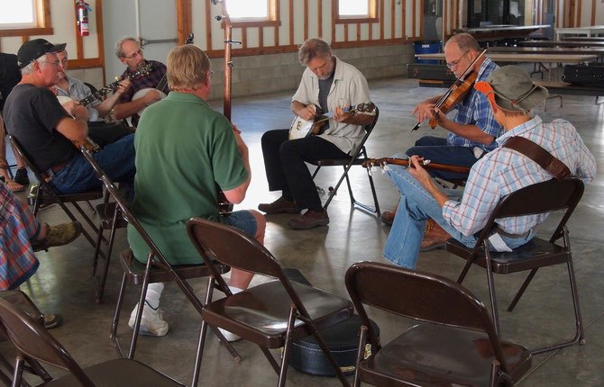 Mark Olitsky -- Old Time Banjo Workshop