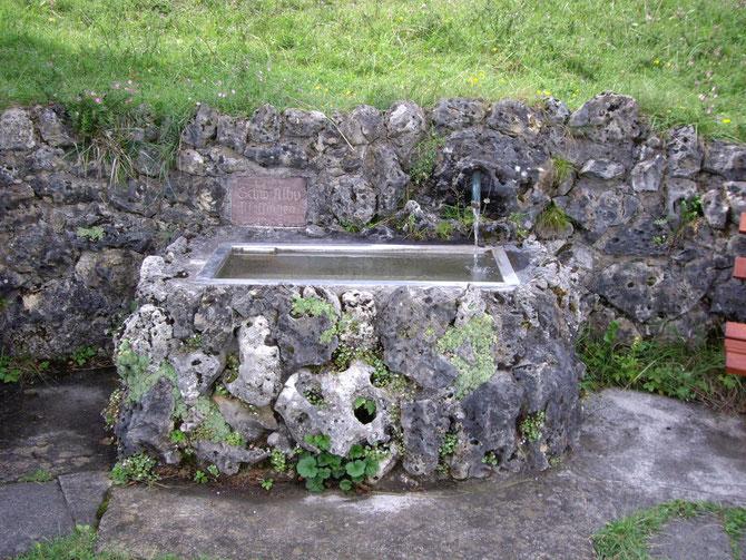 Albvereinsbrunnen