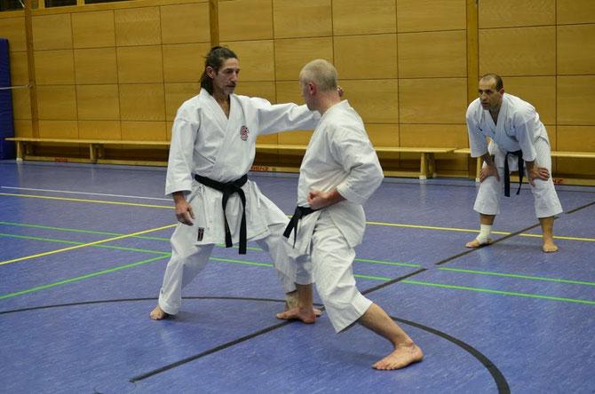 Con Niko Isbert (Alemania)