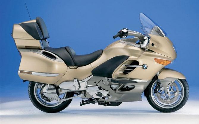 bmw tourer moto
