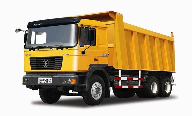 shaanxi truck