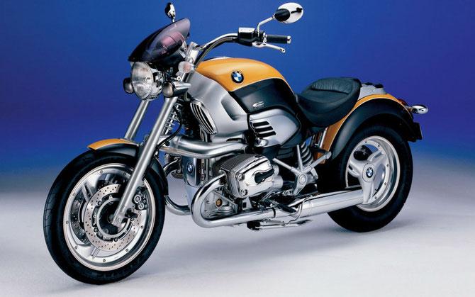 bmw cruiser moto