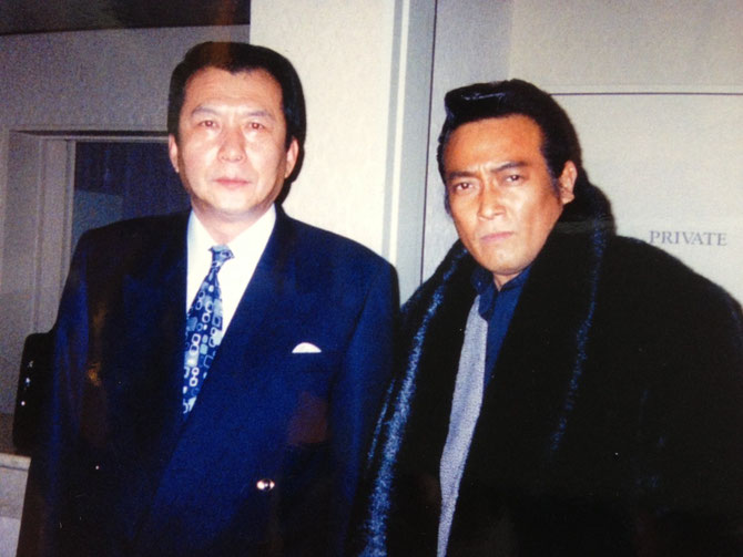 昭和極道史・首領への道(村上和彦原作)の主役を演じた清水健太郎は素晴らしい役者振りだった。自分が演じた役柄そのままの男に再起する事を願う五仁會頭領・竹垣悟である。
